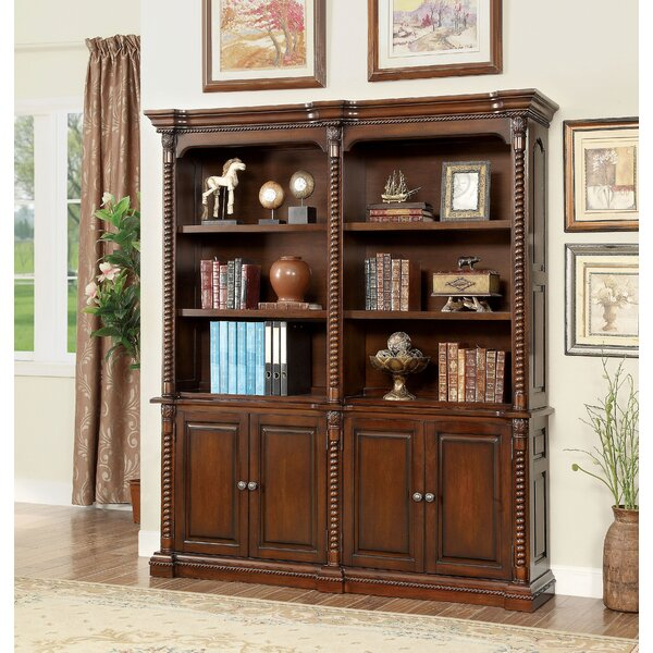 Ardnaglass Traditional Standard Bookcase by Darby Home Co