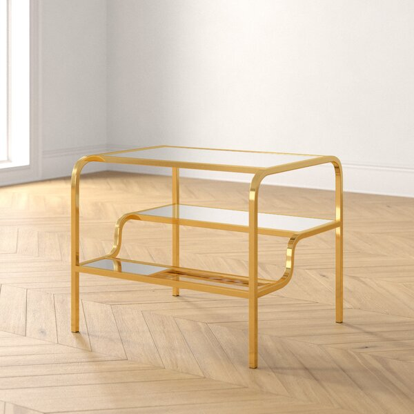 Skylar End Table By Foundstone