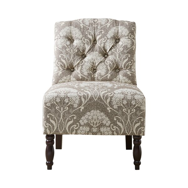 Behling Tufted Slipper Chair by Charlton Home