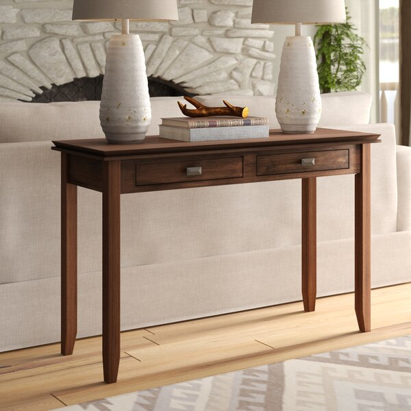 Review Gosport Console Table