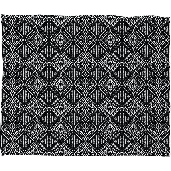 Fleece Throw Blanket by East Urban Home