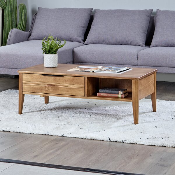 Orosco Coffee Table With Storage By George Oliver