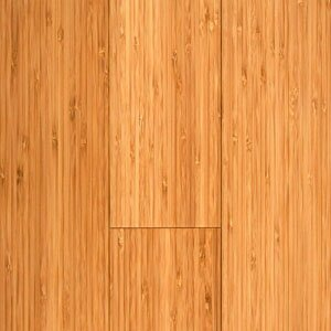 5-3/8 Engineered Bamboo Flooring in Carbonized Matte by Hawa Bamboo