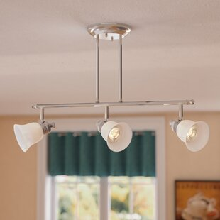 Bargain Daponte 3-Light Kitchen Island Pendant By Andover Mills
