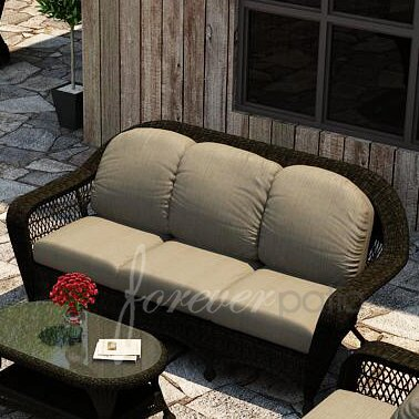 Fernly Sofa with Cushions by Red Barrel Studio