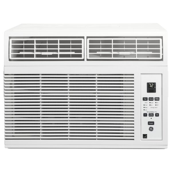 6,000 BTU Energy Star Window Air Conditioner with Remote by GE Appliances