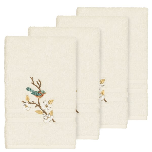 Ronin Turkish Cotton Hand Towel (Set of 4) by August Grove