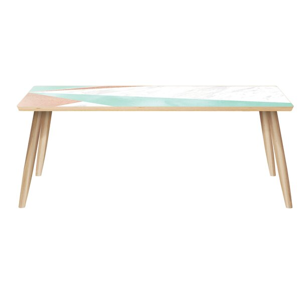 Connersville Coffee Table by Bungalow Rose