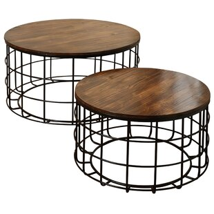 Best Reviews Ines 2 Piece Coffee Table Set By Gracie Oaks