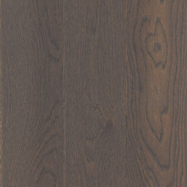 Travatta 5 Solid Oak Hardwood Flooring in Silvermist by Mohawk Flooring