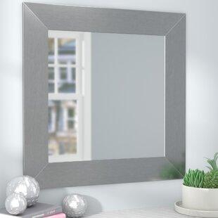 Wade Logan Rectangle Wall Mirror
