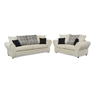 Rosson 2 Piece Living Room Set by Red Barrel Studio®