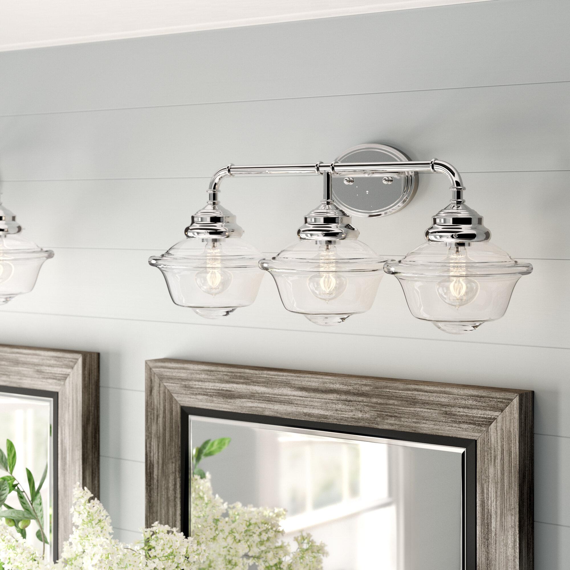 Bathroom Light Fixtures How To Choose
