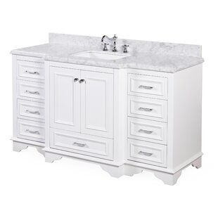 Price comparison Nantucket 60 Single Bathroom Vanity Set By Kitchen Bath Collection