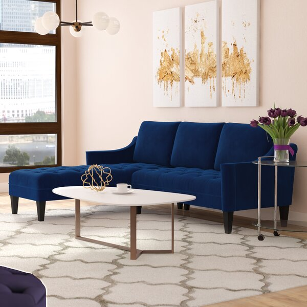Pamila Reversible Sectional by Willa Arlo Interiors