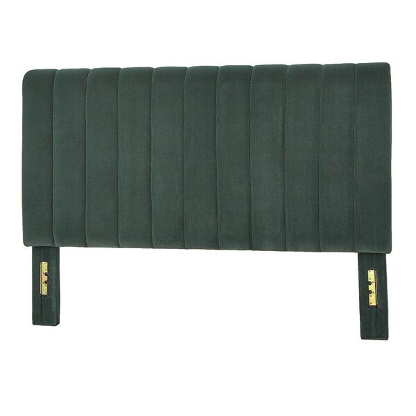 Neill Queen Upholstered Panel Headboard by Mercer41