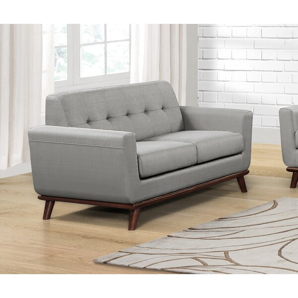 Egremt 2 Seater Loveseat by Corrigan Studio