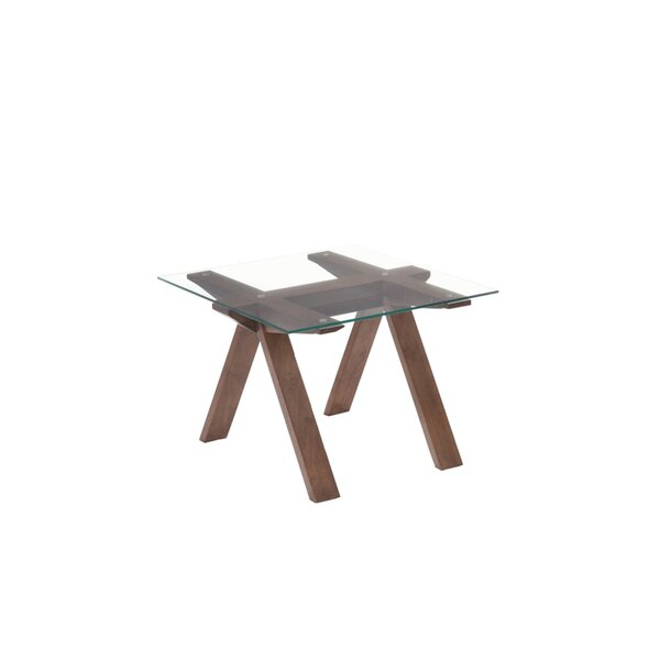 Tuel End Table by Brayden Studio Brayden Studio