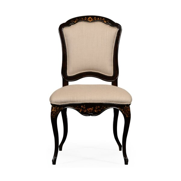 Kensington Upholstered Dining Chair (Set of 2) by Jonathan Charles Fine Furniture