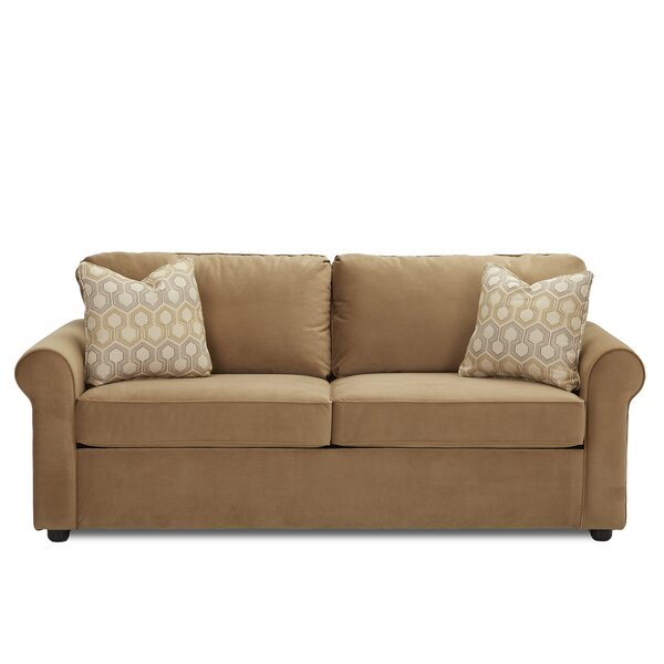 Casares Innerspring Sleeper Sofa by Red Barrel Studio