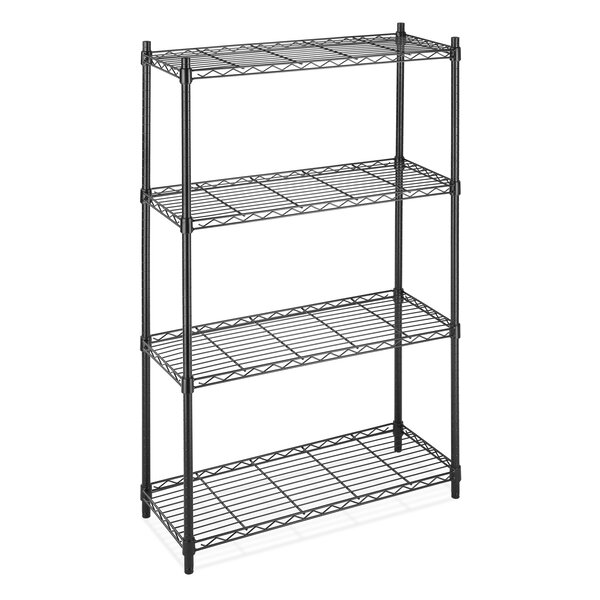 Supreme 4 Tier 54 Four Shelf Shelving Unit by Whitmor, Inc