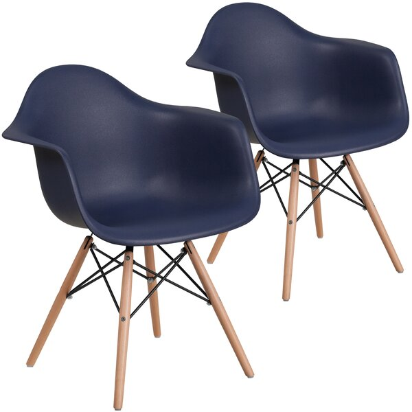 Restivo Guest Chair (Set of 2) by Wrought Studio