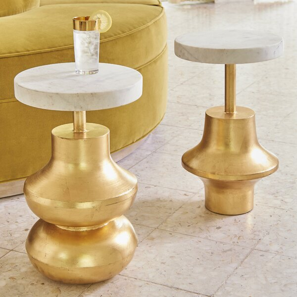 Darcy End Table By Global Views
