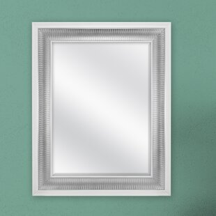 MCS Industries Weathered Accent Wall Mirror