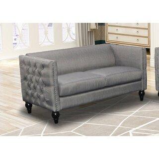 Annuziata Living Room Loveseat by House of Hampton SKU:BA281333 Description