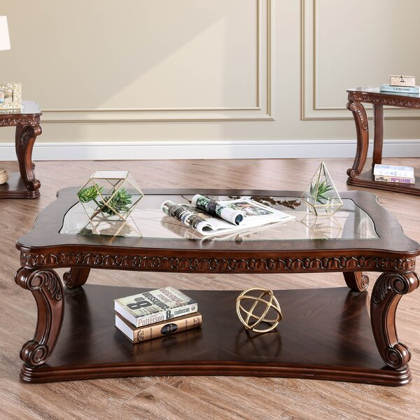 Rowlett Coffee Table by Astoria Grand