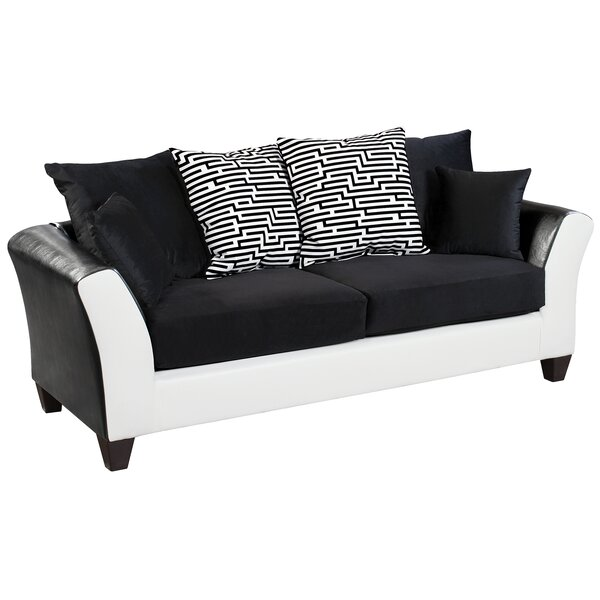 Dilorenzo Modern Implosion Sofa by Latitude Run