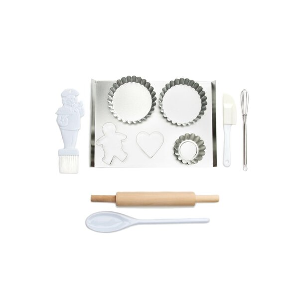 Junior 12 Piece Bakeware Set by Fox Run Brands