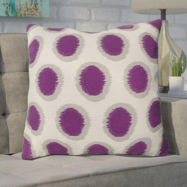 Mcelhaney Linen Throw Pillow by Brayden Studio