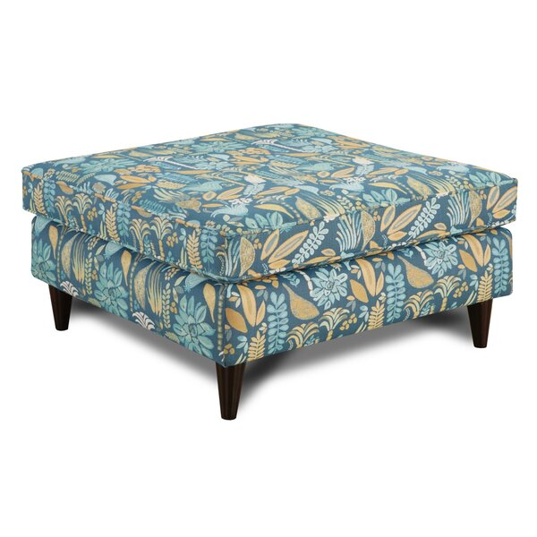 Sedillo Rainforest Cocktail Ottoman by Charlton Home