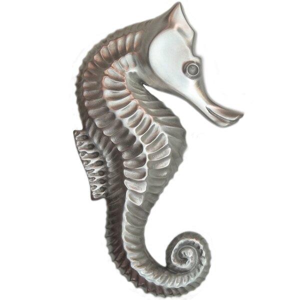 Seahorse Right Facing Novelty Knob by Sea Life Cabinet Knobs