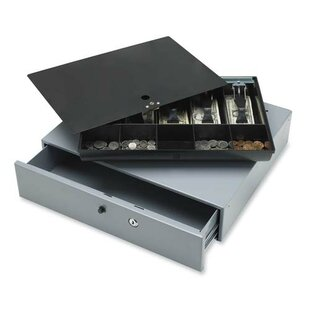Sparco Removable Tray Cash Drawer, Gray by Sparco Products
