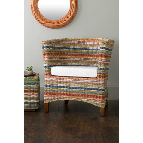 Saragosa Barrel Chair by Bay Isle Home