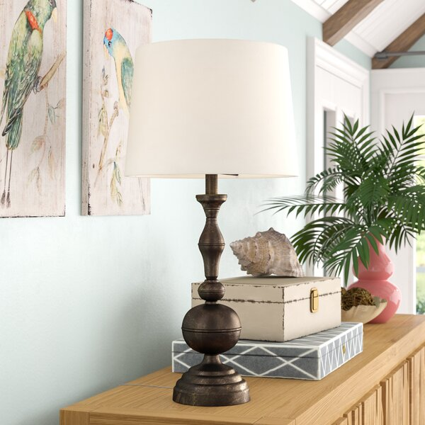 Sotira 1 Light Table Lamp (Set of 2) by Bay Isle Home