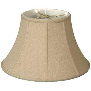 Reviews 13 Linen Bell Lamp Shade By Alcott Hill