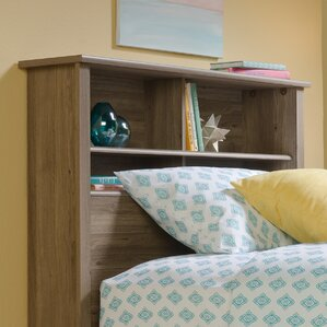 Rossford Twin Bookcase Headboard by Three Posts