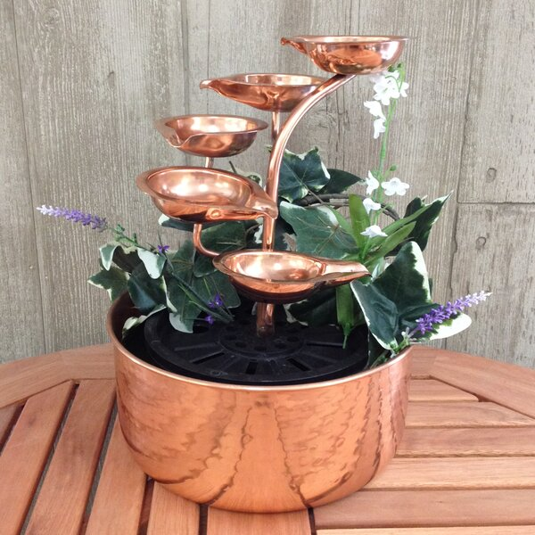 Copper Fountain by Pomegranate Solutions, LLC