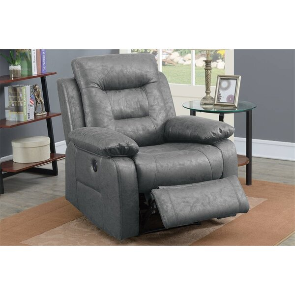 Review Tyrique Power Recliner