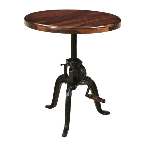 Roundy Adjustable Pub Table by Williston Forge