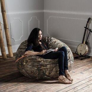 Beau Realtree 4u0027 Bean Bag Chair By Jaxx