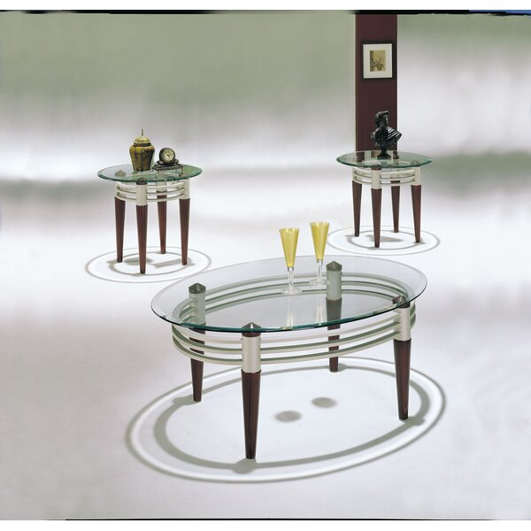 StowtheWold 3 Piece Coffee Table Set by Ebern Designs Ebern Designs