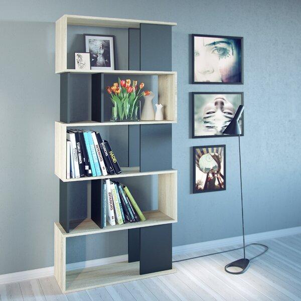 Brandl Cube Unit Bookcase by Orren Ellis