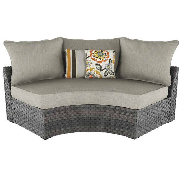 Luellen Patio Chair with Cushions by Ivy Bronx