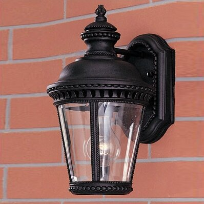 Llewellyn 1-Light Outdoor Wall Lantern by Darby Home Co