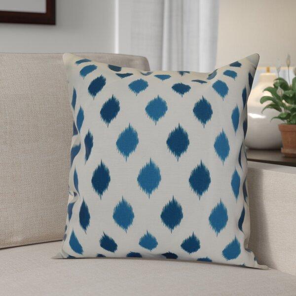 Hanukkah 2016 Decorative Holiday Geometric Throw Pillow by The Holiday Aisle