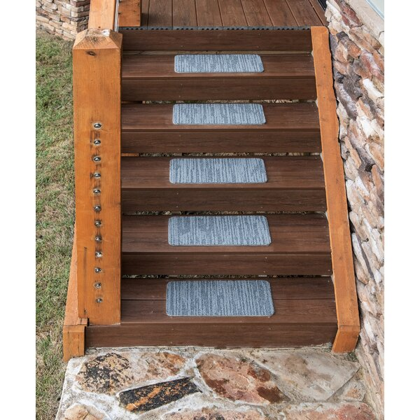Winbush Utility Peel and Stick Stair Tread (Set of 13) by Symple Stuff